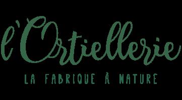 Logo l'Ortiellerie la fabrique à nature